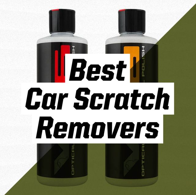 Restore Your Car With the Best Car Scratch Removers and Polishes