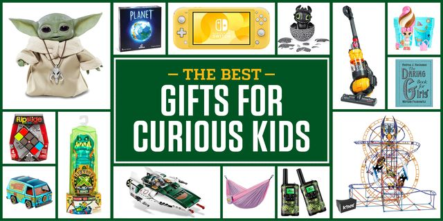 best gifts for curious kids