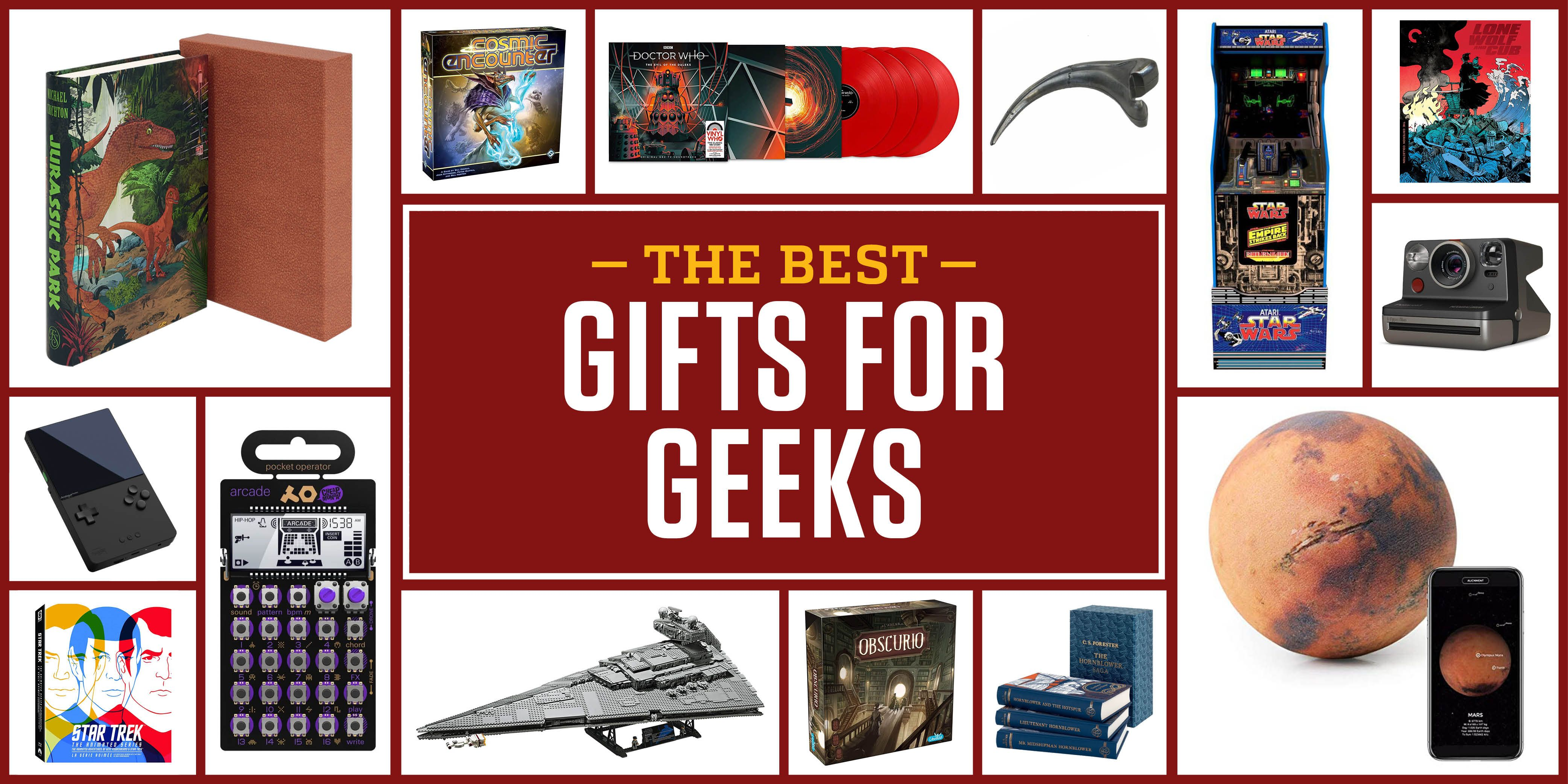 Christmas Gifts For Geeks 2021