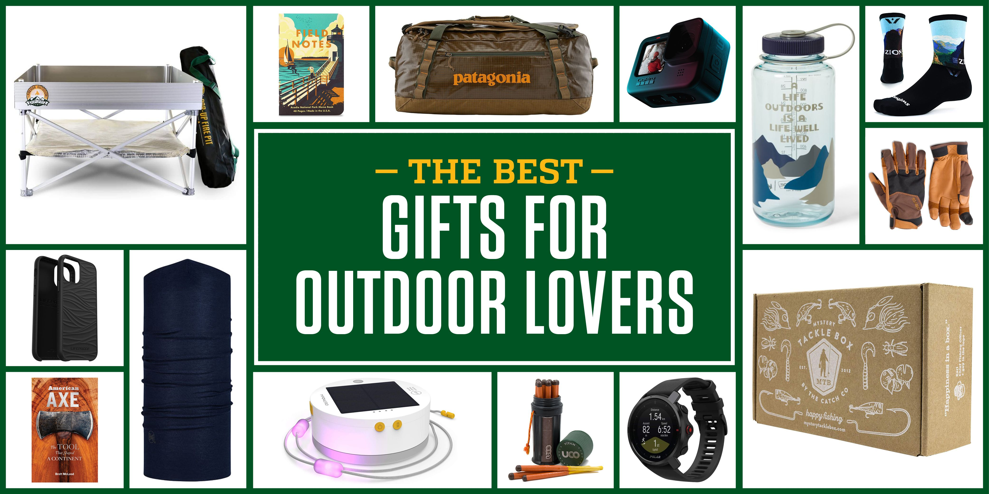 Outdoor Gifts 2021 Best Camping And Outdoor Gifts