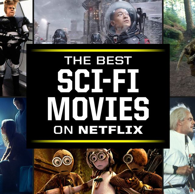 best sci fi movies on netflix