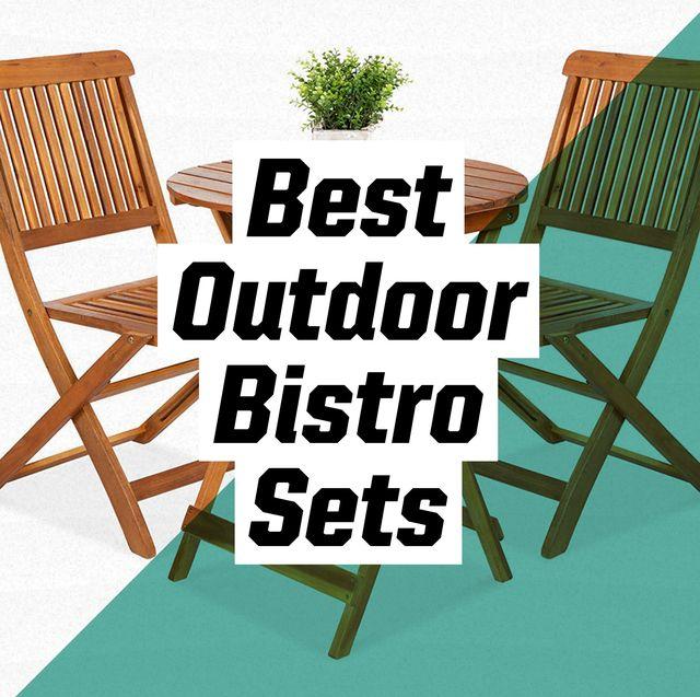 best outdoor bistro sets