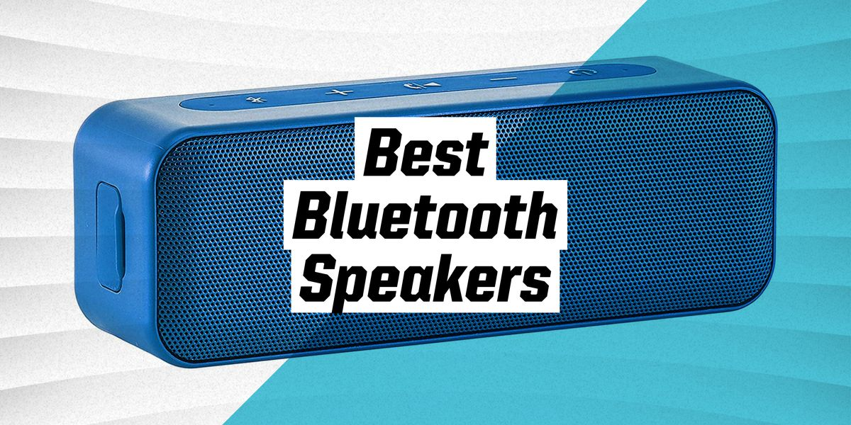 Best Bluetooth Speakers 2021 Best Portable Speakers