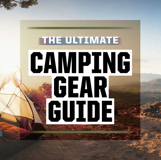 ultimate camping gear guide