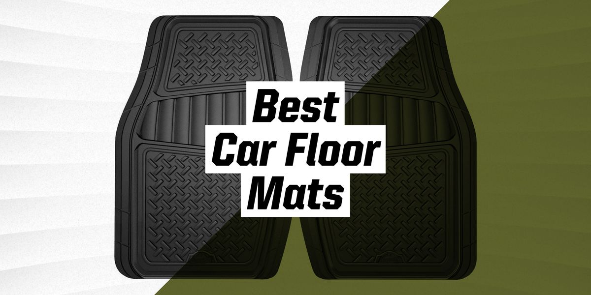 The 9 Best Car Floor Mats 2021