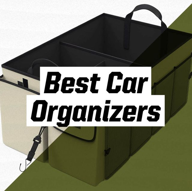 best car organizers