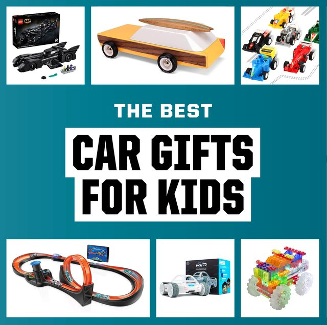 the best car and truck toys for kids