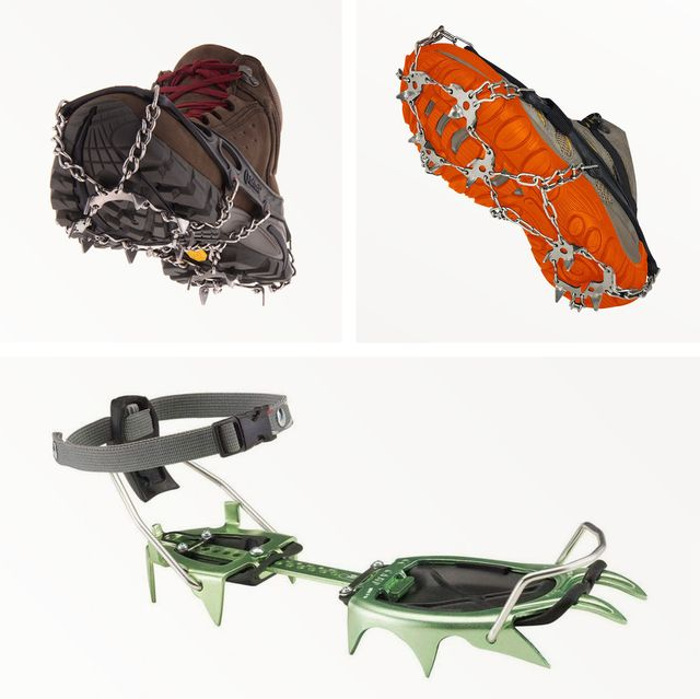 best crampons and microspikes