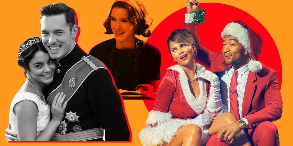 Every single show, movie, special, and binge-a-thon to watch from now 'til New Year's.