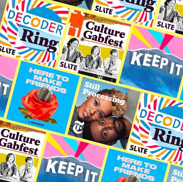 pop culture podcasts