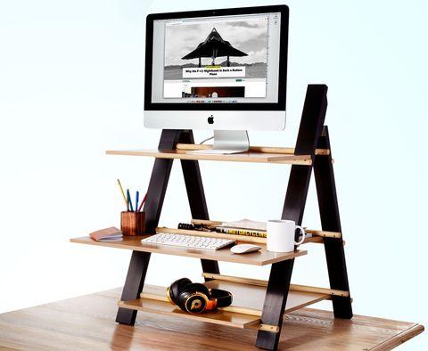 Diy Standing Desk Adjule Table