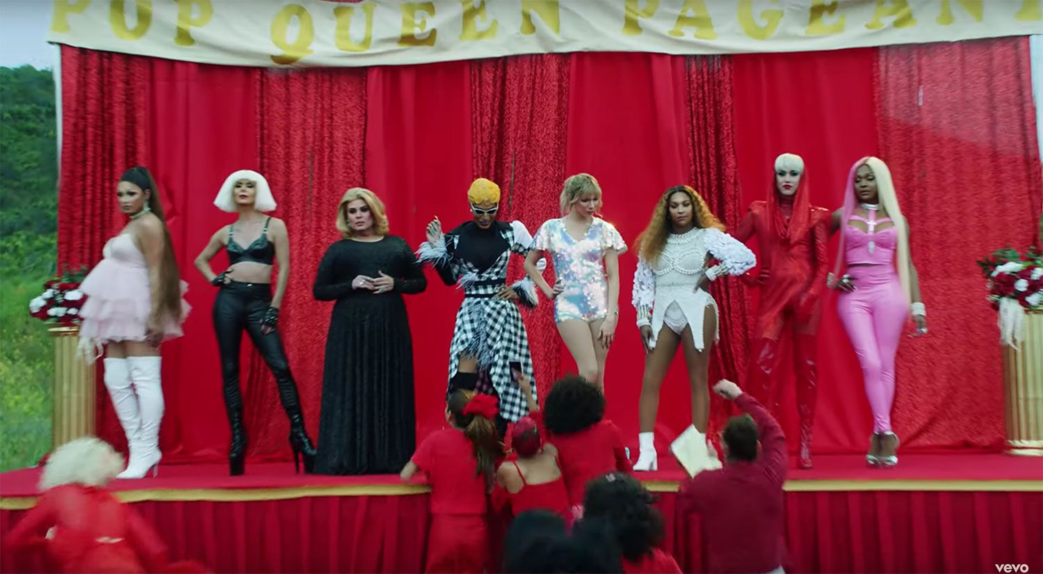 Taylor Swift's 'You Need to Calm Down' Music Video Easter