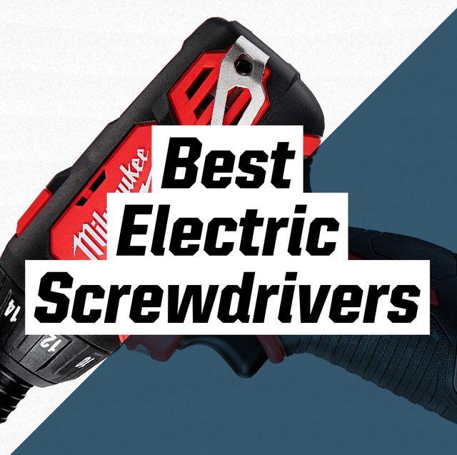 best electric screwdrivers