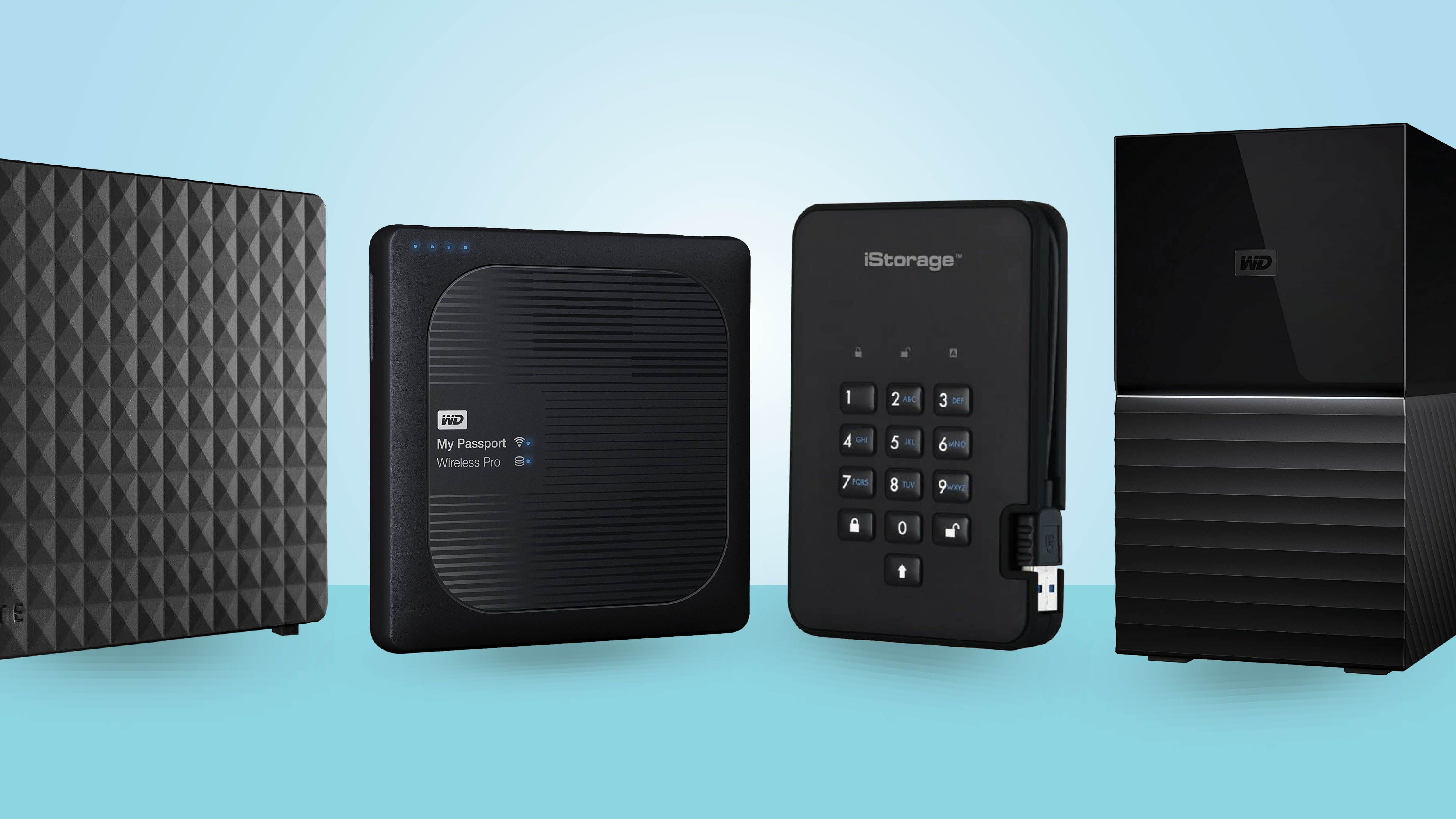 External Hard Drives 2020 6 Best Hard Drives To Store Anything
