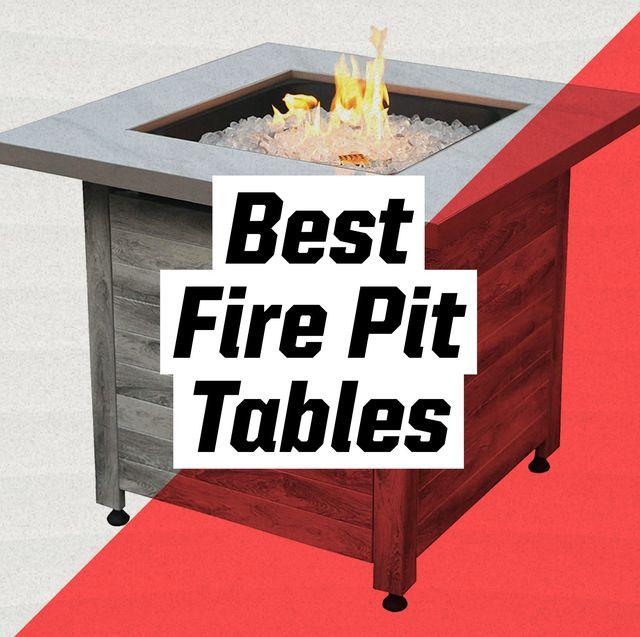 best fire pit tables