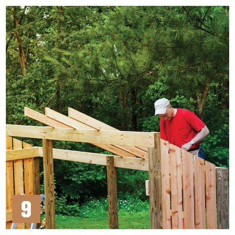 firewood stack plans