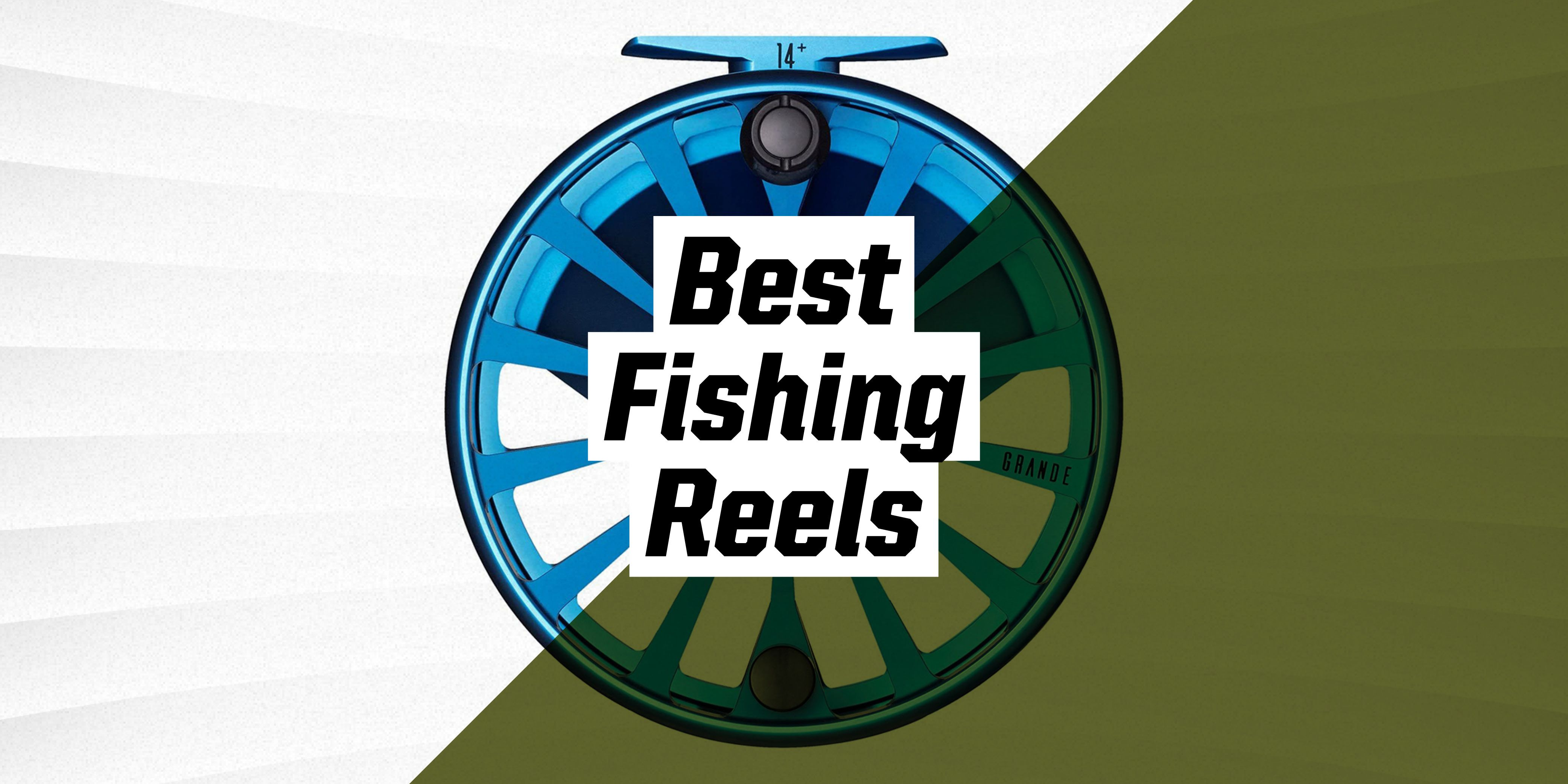 Land a Trophy With These Expert-Approved Fishing Reels