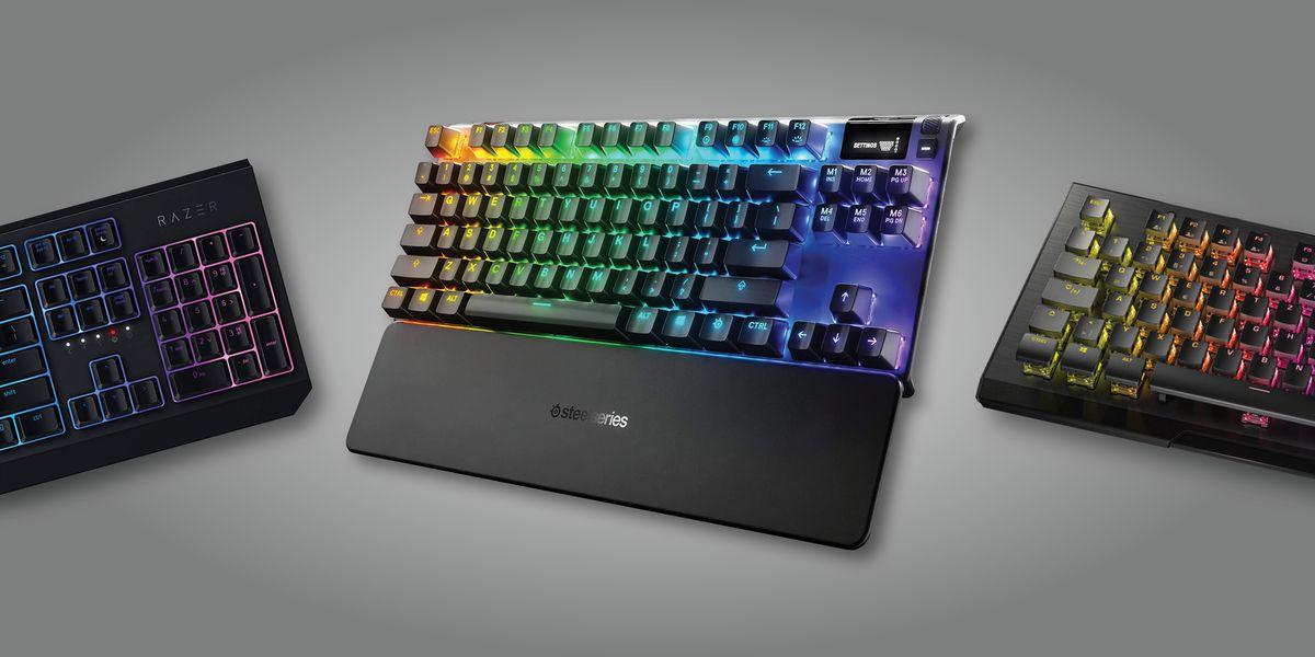 Best Gaming Keyboards 2020 Gaming Keyboard Reviews