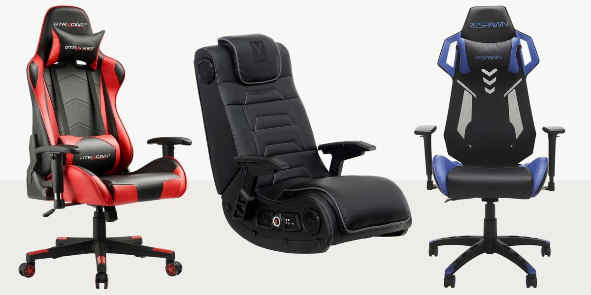 Giantex Modern Office Chair Racing High Back Reclining