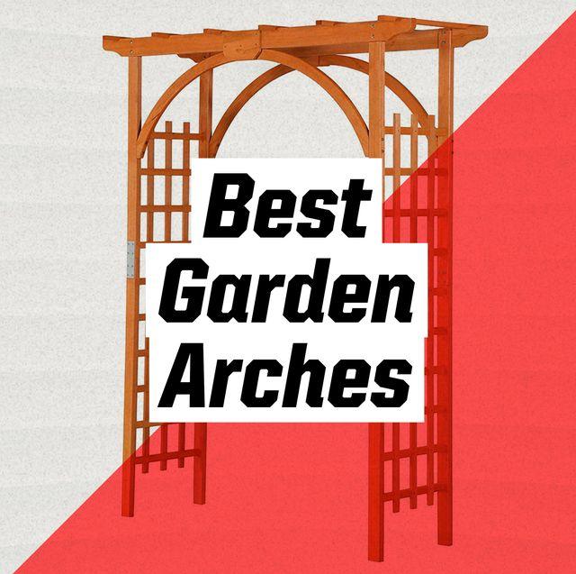 best garden arches