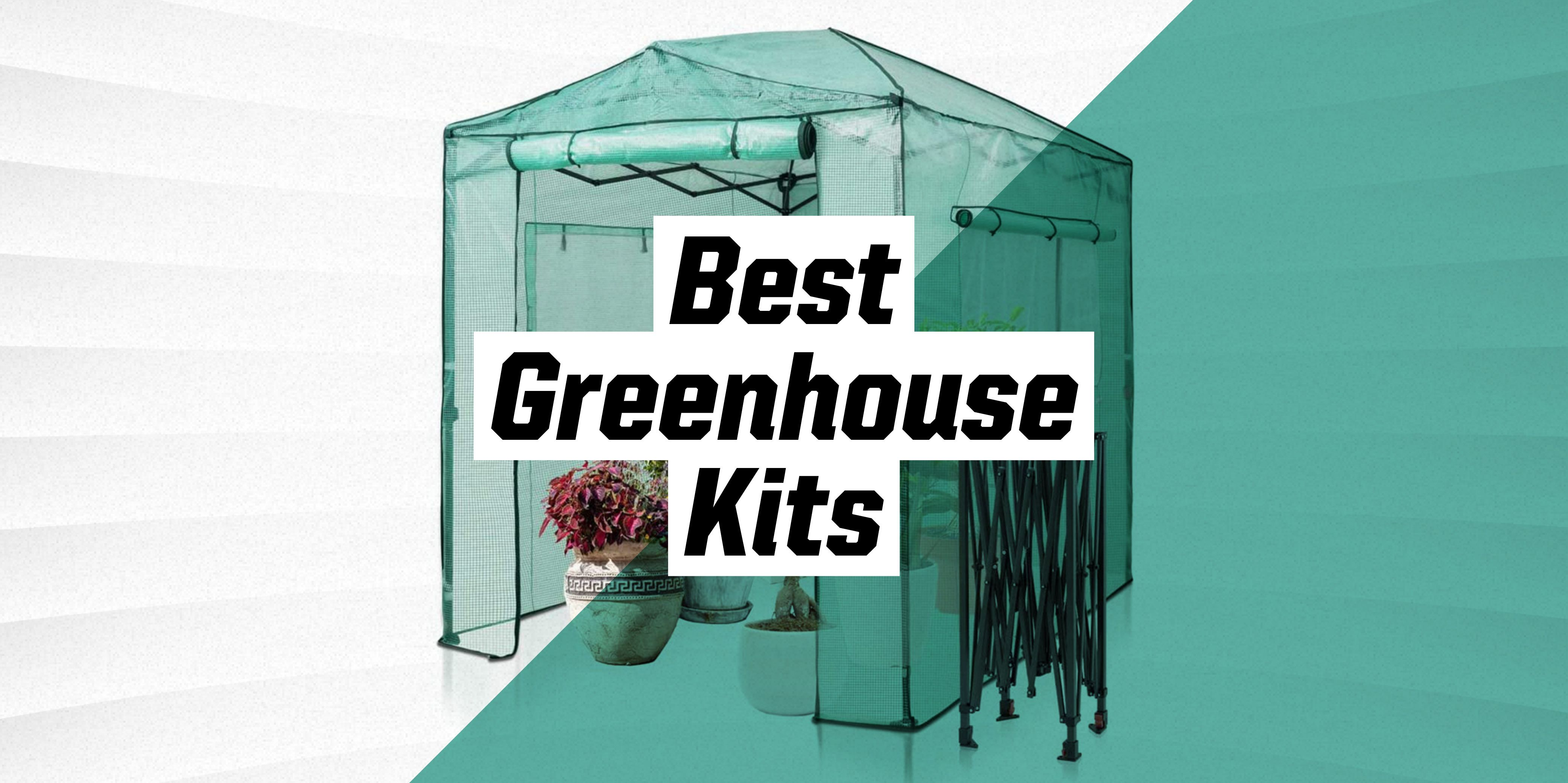 The 9 Best Greenhouse Kits for Your Plants