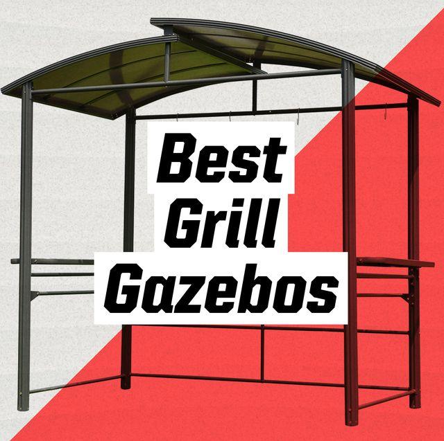 best grill gazebos
