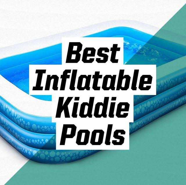 best inflatable kiddie pools