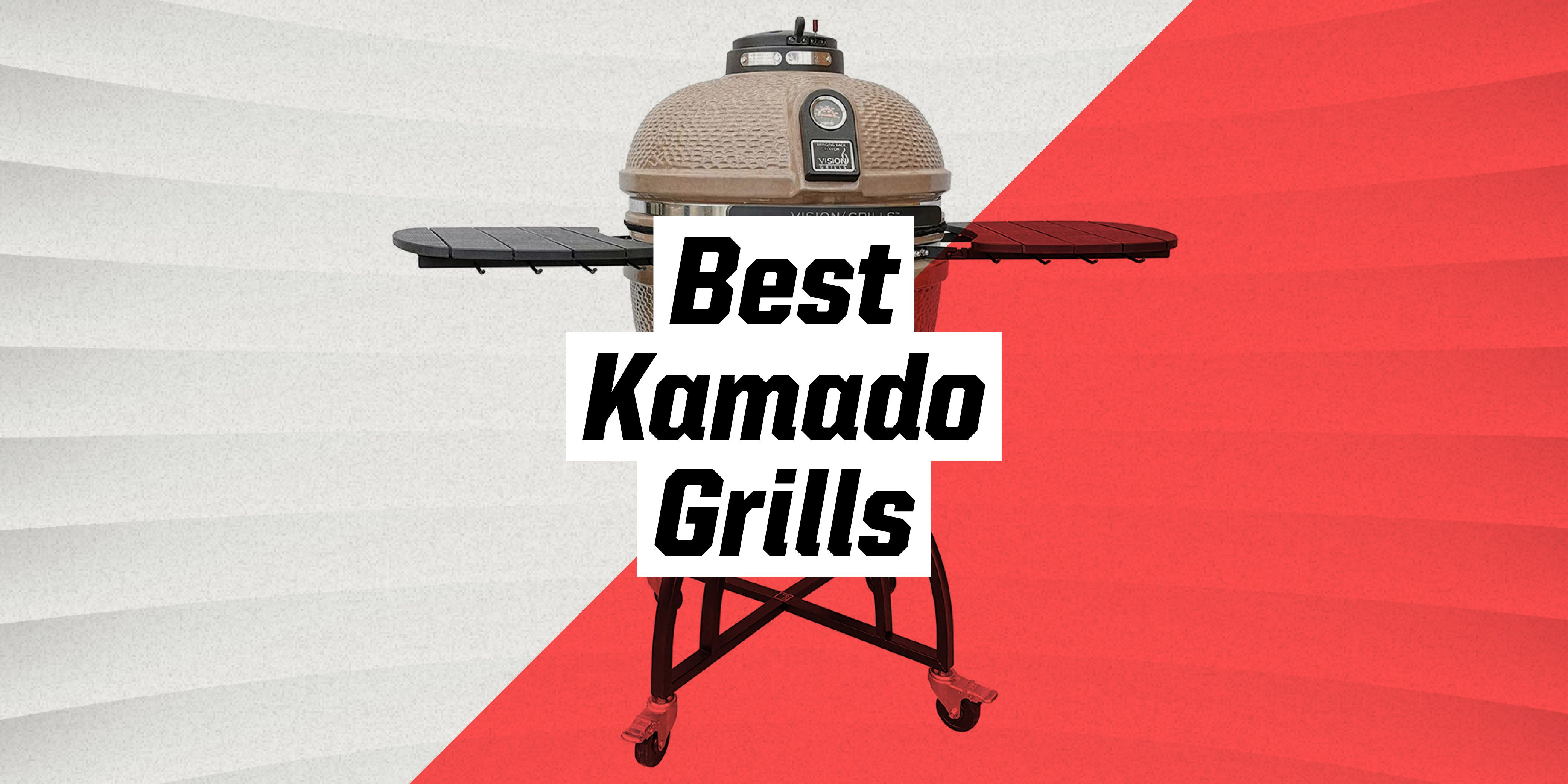 The 10 Best Kamado Grills for the Ultimate Outdoor Cooking Experience
