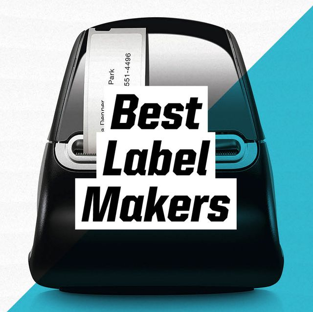 best label makers