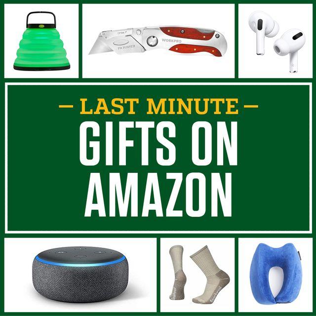 last minute gifts on amazon