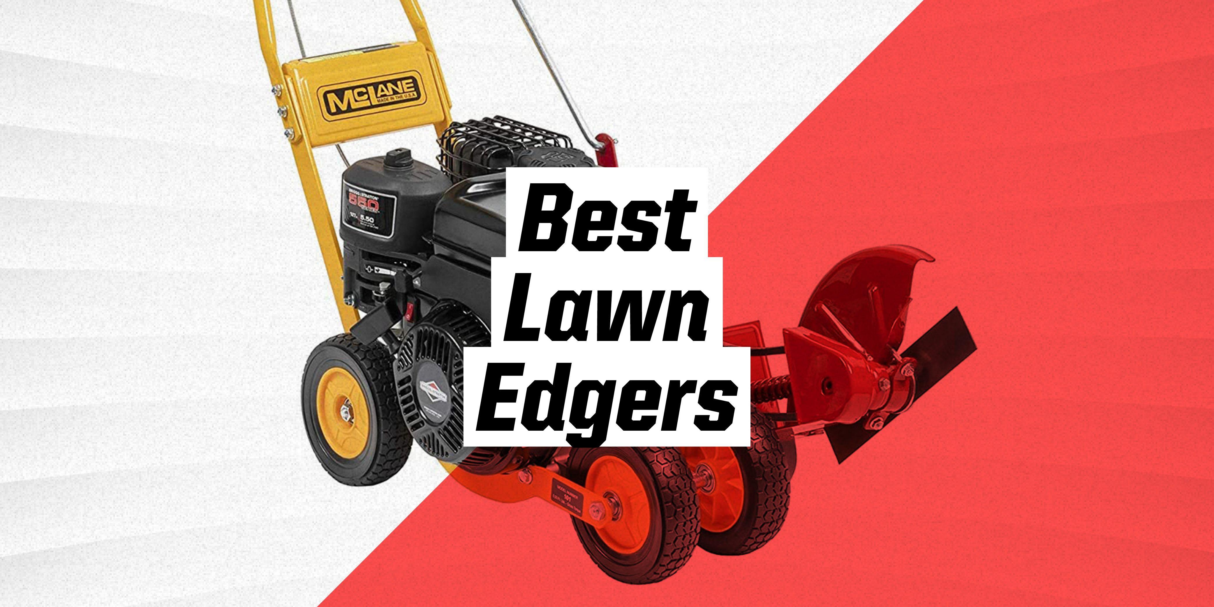 The Best Lawn Edgers for a Crisp Landscape