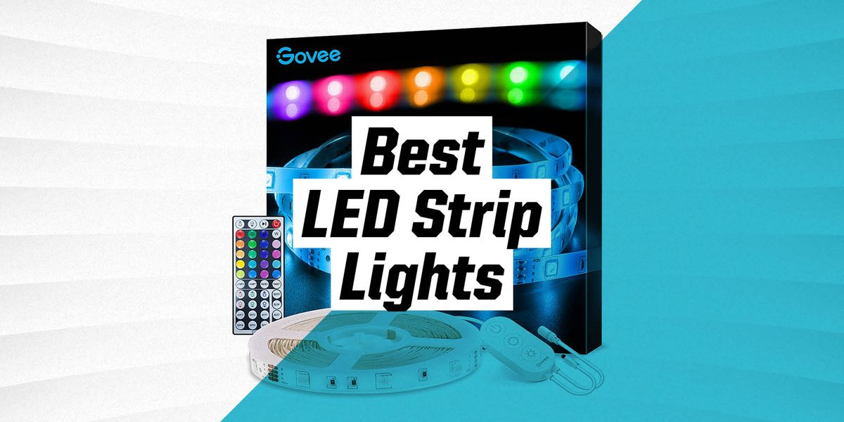 The Best LED Strip Lights for All Your Entertainment and Home Improvement Needs