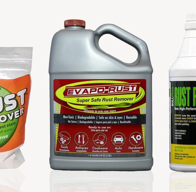 liquid rust removers