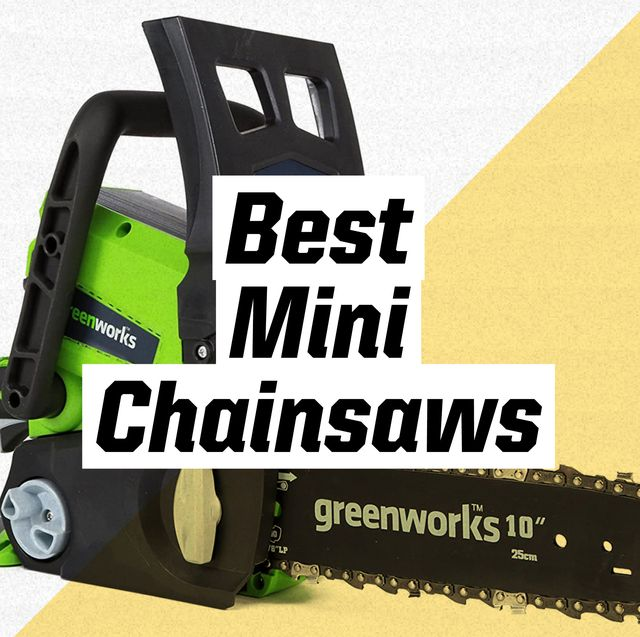 best mini chainsaws