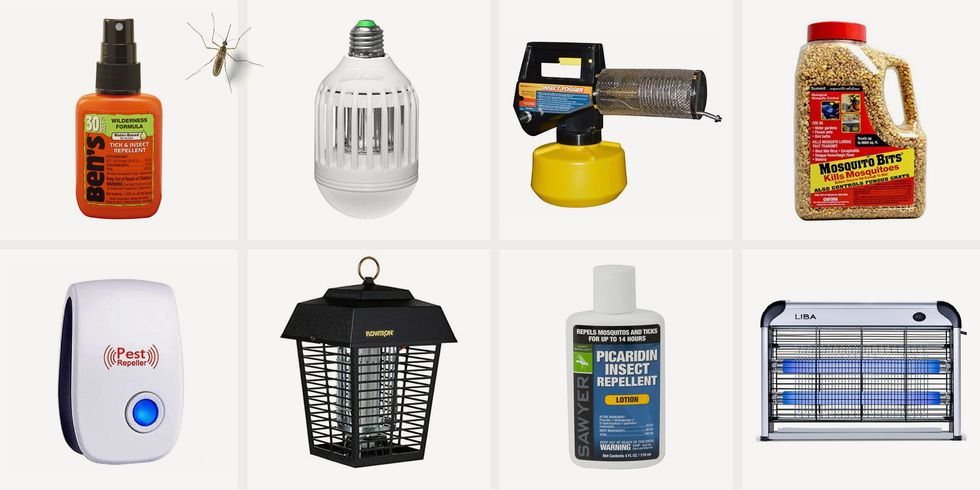 The 10 Best Tools for Keeping Mosquitos From Biting