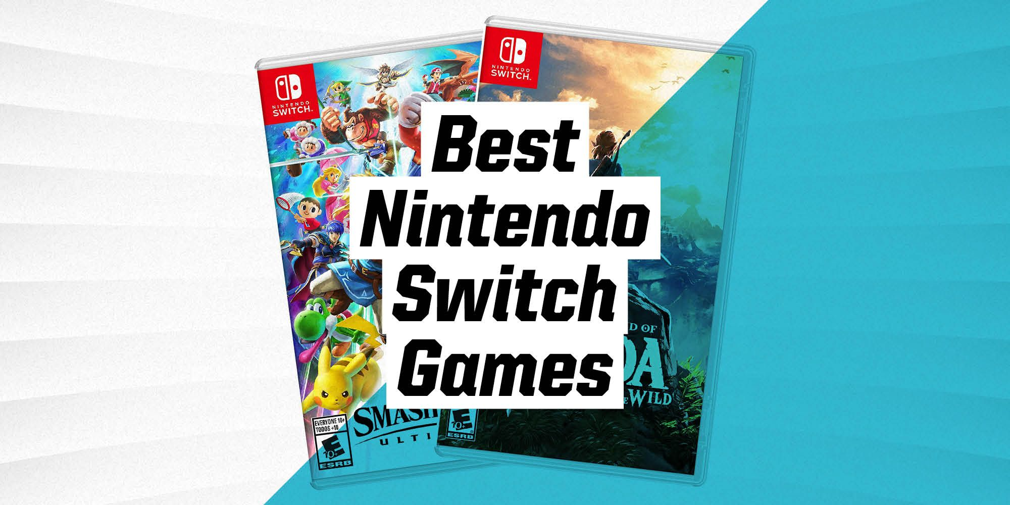 10 Nintendo Switch Games You Should Play Right Now