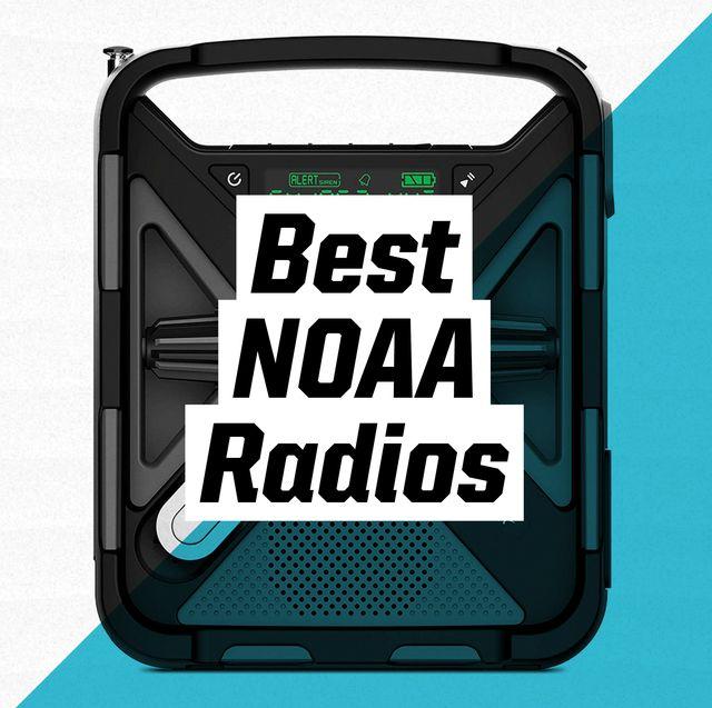 best noaa radios