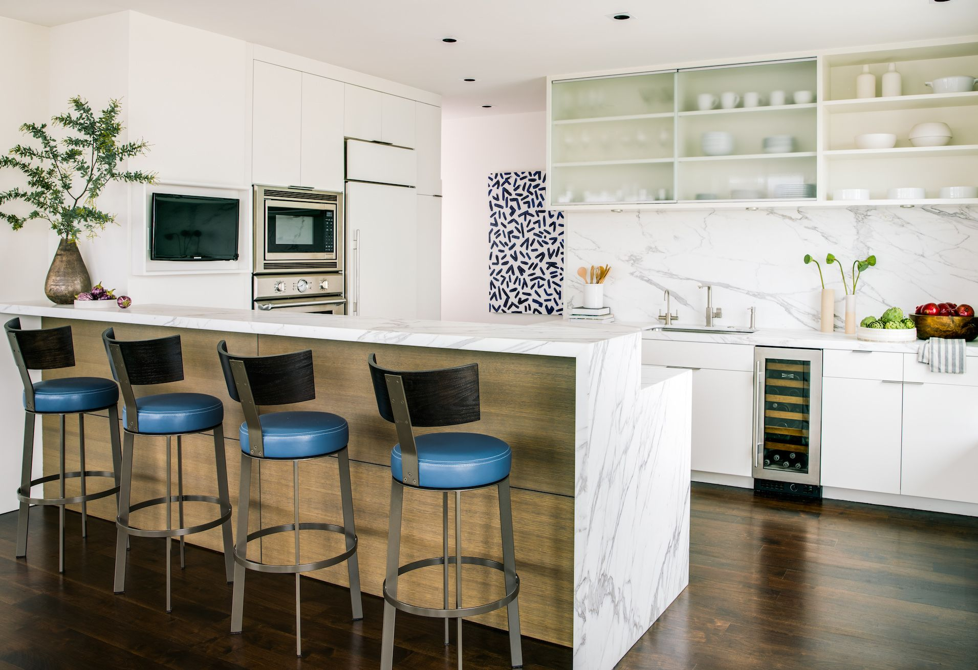 top kitchen trends 2019 what kitchen design styles are in out rh elledecor com