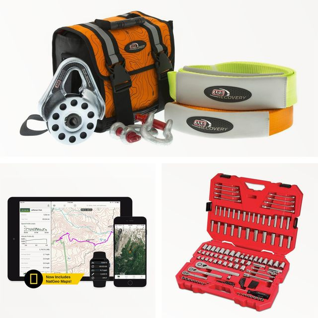 best off road driving accessories