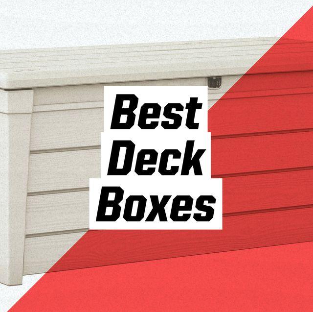best deck boxes