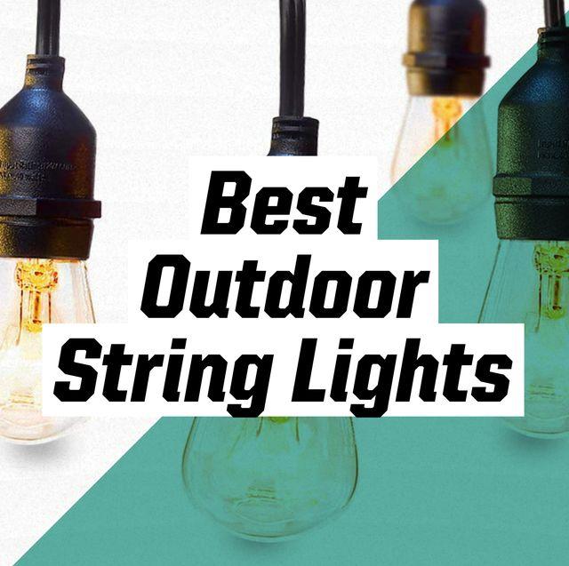The 10 Best Outdoor String Lights 2021, Best Outdoor Light Bulbs