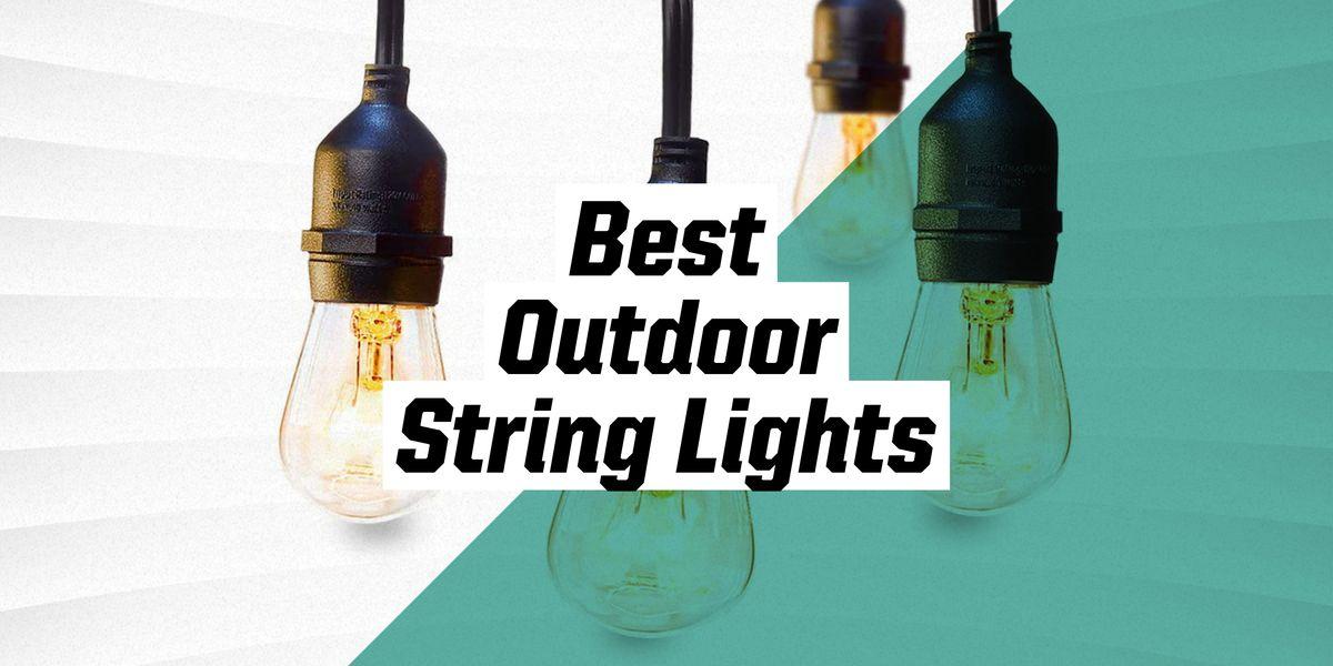 The 10 Best Outdoor String Lights 2021, Best Outdoor String Lights For Backyard