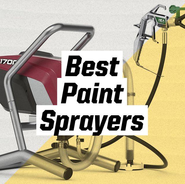 best paint sprayers