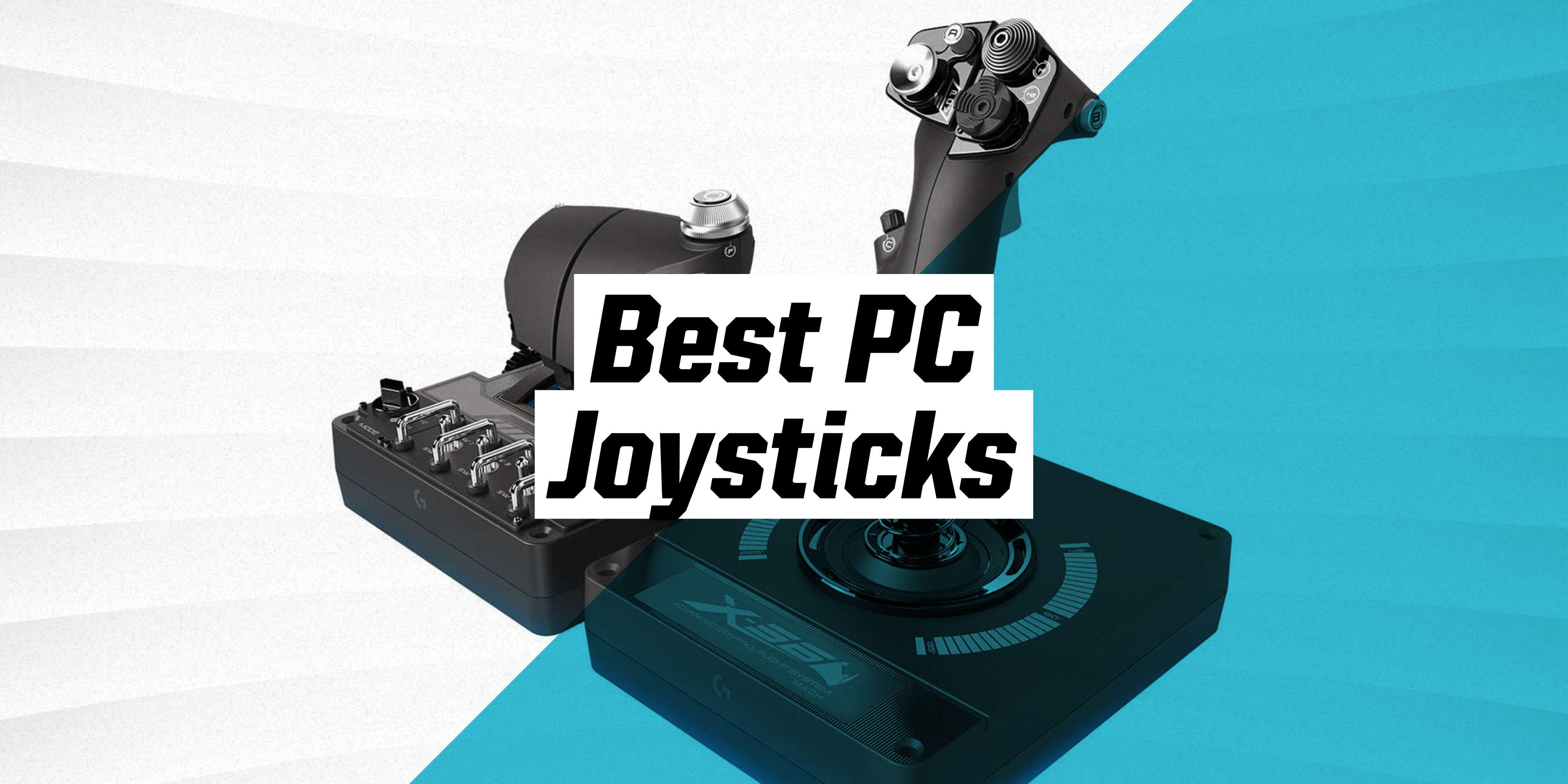 The 5 Best PC Joysticks for Flying