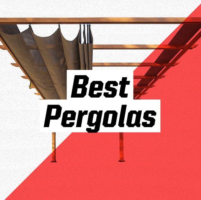 best pergolas