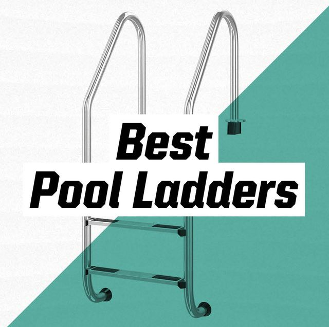 best pool ladders