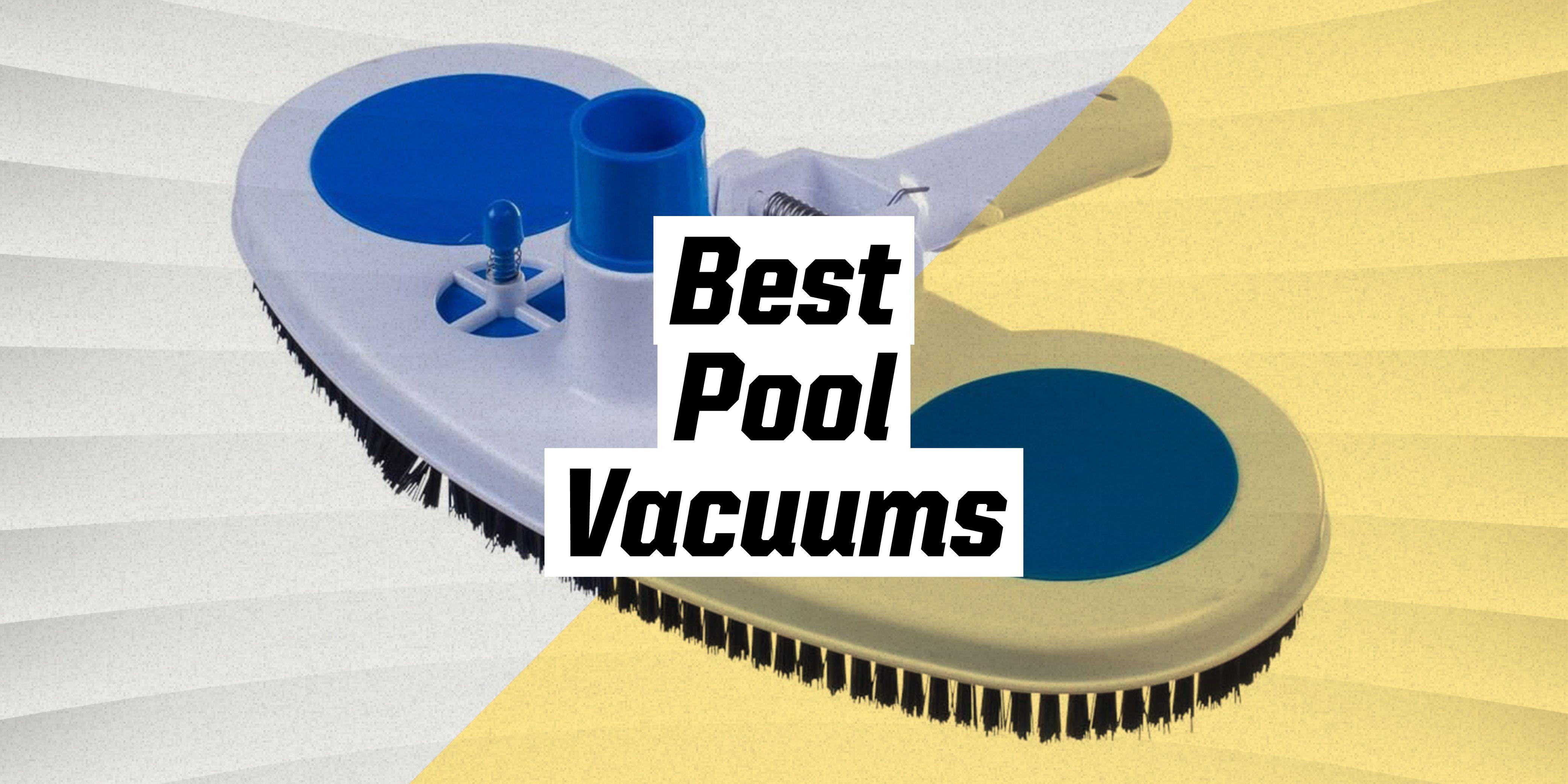 8 Best Pool Vacuums To Buy In 2021 Automatic Manual Pool Vacuums