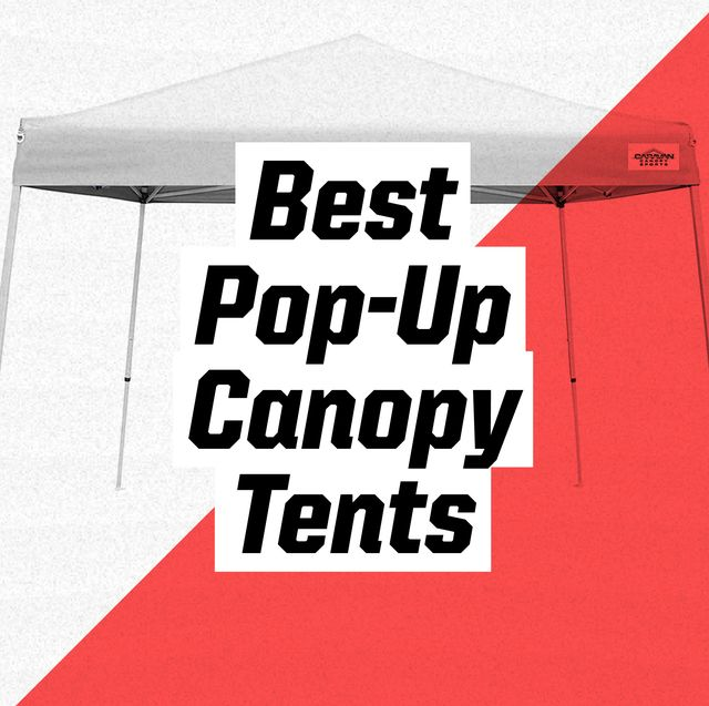 best pop up canopy tents