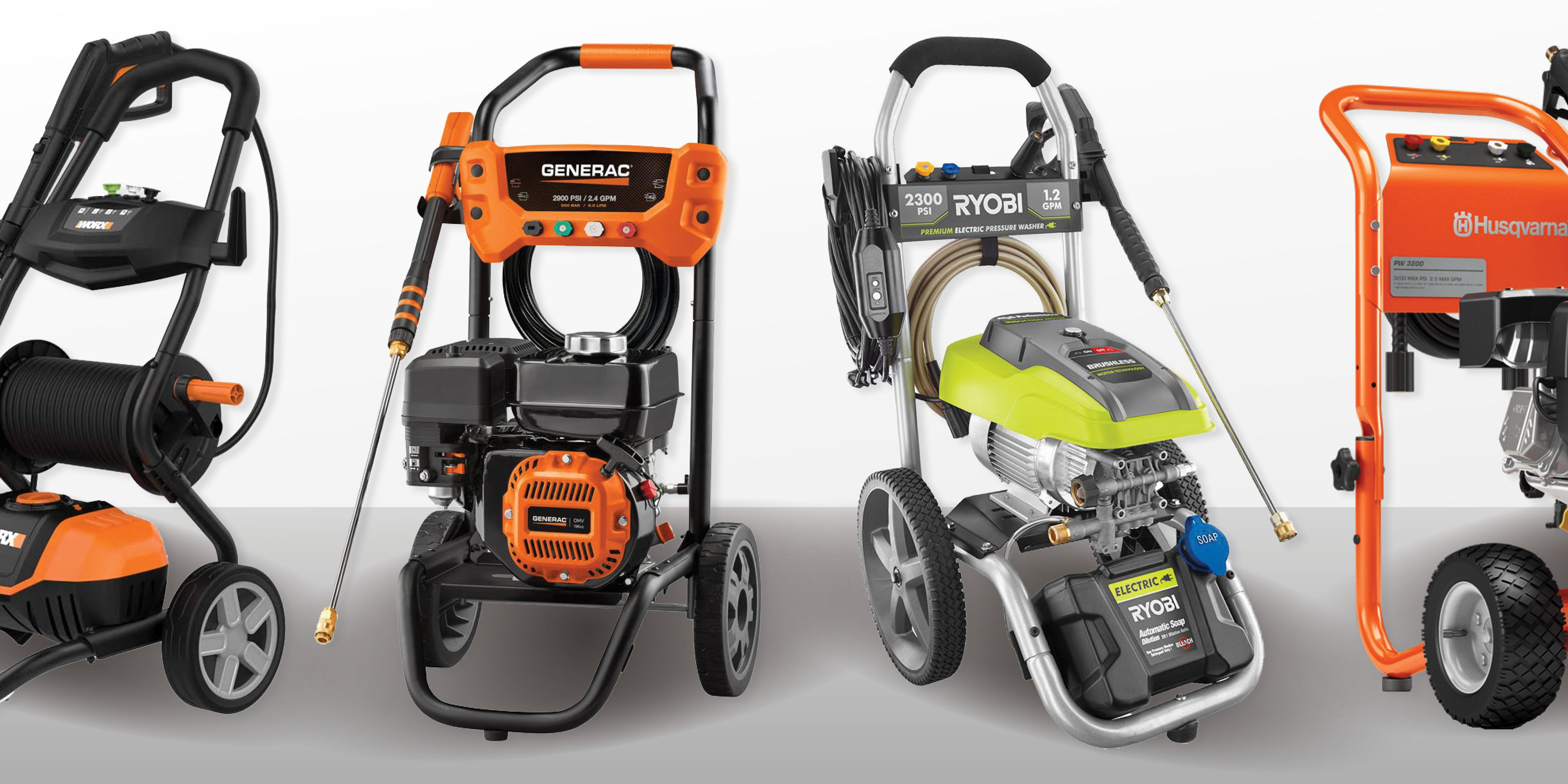Best Pressure Washer Reviews Top Pressure Washers Tests