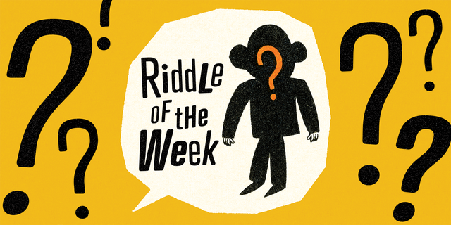 riddle of the week logo